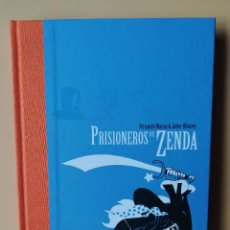 Libros: PRISIONEROS DE ZENDA - FERNANDO MARÍAS & JAVIER OLIVARES. Lote 254989655