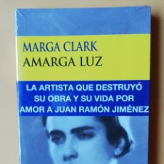 Libros: AMARGA LUZ - MARGA CLARK. Lote 254989725