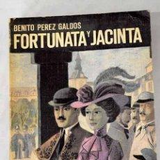 Libros: FORTUNATA Y JACINTA.- PÉREZ GALDÓS, BENITO. Lote 255308995