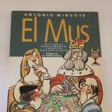 Libros: LIBRITO EL MUS ,POR ANTONIO MINGOTE - TDK79 -. Lote 255359415