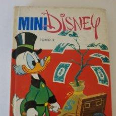 Libros: MINI DISNEY - TOMO 2 - EDICIONES TORAY - TDK78 -. Lote 255364255