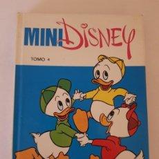 Libros: MINI DISNEY - TOMO 4 - EDICIONES TORAY - TDK78 -. Lote 255364795