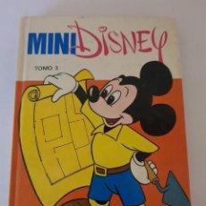 Libros: MINI DISNEY - TOMO 3 - EDICIONES TORAY - TDK78 -. Lote 255365100