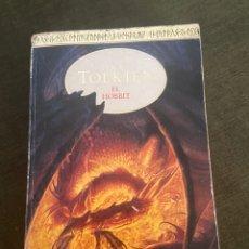 Libros: EL HOBBIT JRR TOLKIEN (PRIMERA EDICIÓN TAPA BLANDA 1991). Lote 255378585