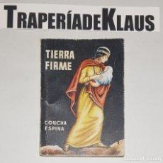 Libros: ENCICLOPEDIA PULGA Nº 063 - TIERRA FIRME - CONCHA ESPINA - TDK16 -. Lote 255647510