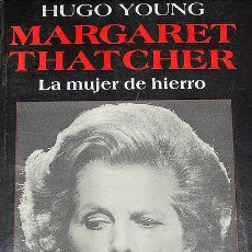 Libros: LA MUJER DE HIERRO. Lote 255954805