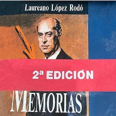 Libros: MEMORIAS. Lote 255957105