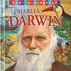 Libros: CHARLES DARWIN - MORAN, JOSE. Lote 256595580