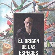 Libros: ORIGEN DE LAS ESPECIES,EL - DARWIN,CHARLES. Lote 256547590