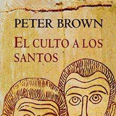 Livros em segunda mão: CULTO A LOS SANTOS,EL - BROWN, PETER. Lote 256603180