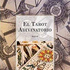 Libros: TAROT ADIVINATORIO,EL - PAPUS. Lote 256778410