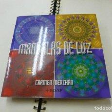 Libros: MANDALAS DE LUZ. - CARMEN MERCHÁN.- N 13. Lote 257314610