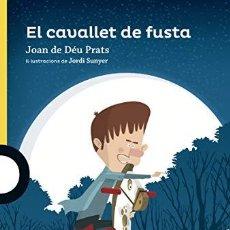 Libros: CAVALLET DE FUSTA - PRATS I PIJOAN, JOAN DE DEU. Lote 256724675