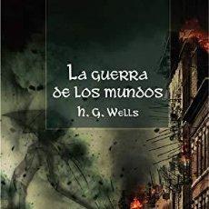 Libros: GUERRA DE LOS MUNDOS,LA - WELLS,H G. Lote 256751070