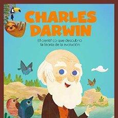 Libros: CHARLES DARWIN - ACIN / ROIG. Lote 256753845
