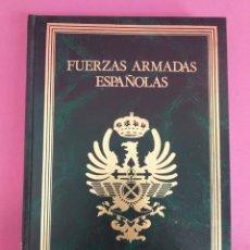 Libros: FUERZAS ARMADAS ESPAÑOLAS, TOMO 4. Lote 257293040