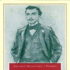 Libros: ANTONI RIBERA - BLANXART I PAMIES, EDUARD. Lote 256949855
