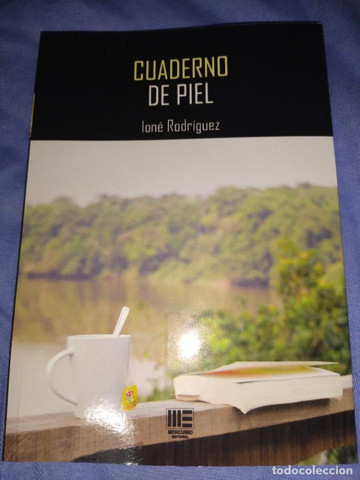 LIBRO CUADERNO DE PIEL (Libros Nuevos - Literatura - Narrativa - Aventuras)