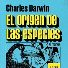 Libros: ORIGEN DE LAS ESPECIES - DARWIN, CHARLES. Lote 257114750