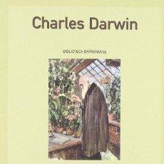 Libros: PLANTAS INSECTIVORAS - DARWIN,CHARLES. Lote 257159255