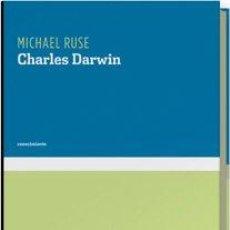 Libros: CHARLES DARWIN - RUSE, MICHAEL Ç. Lote 257111825