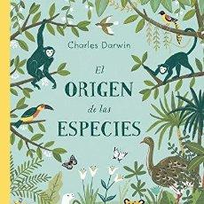 Libros: ORIGEN DE LAS ESPECIES DE CHARLES DARWIN,EL - RADEVA, SABINA. Lote 257129550