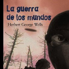 Libros: GUERRA DE LOS MUNDOS - WELLS,H,G,. Lote 257182280