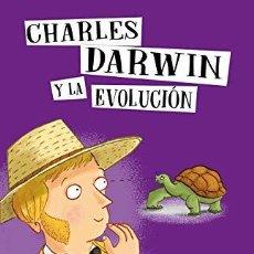 Libros: CHARLES DARWIN Y LA EVOLUCION - GRAHAM,IAN. Lote 257230715