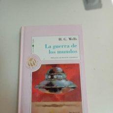 Libros: X LA GUERRA DE LOS MUNDOS, DE H.G. WELLS (MILLENIUM EL MUNDO). Lote 257458425