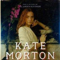 Libros: LA HIJA DEL RELOJERO - MORTON, KATE. Lote 257694370