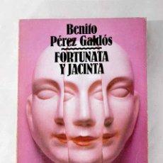 Libros: FORTUNATA Y JACINTA, VOLUMEN II.- PÉREZ GALDÓS, BENITO. Lote 257752775