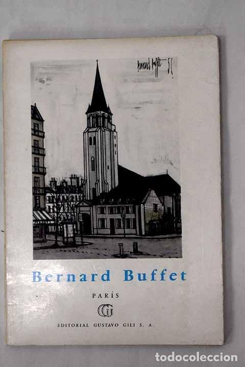 PARÍS, POR GÉRARD BAUER.- BUFFET, BERNARD (Libros sin clasificar)