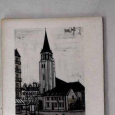 Libros: PARÍS, POR GÉRARD BAUER.- BUFFET, BERNARD. Lote 257921775