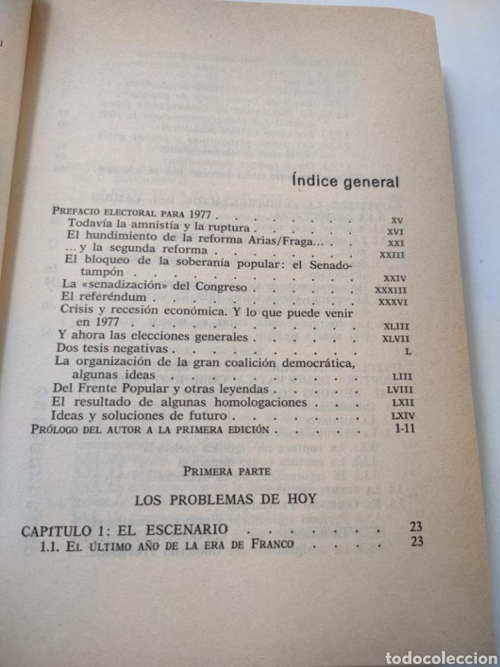 Libros: ¿Adónde vas España? Ramón Tamames. - Foto 5 - 258179530