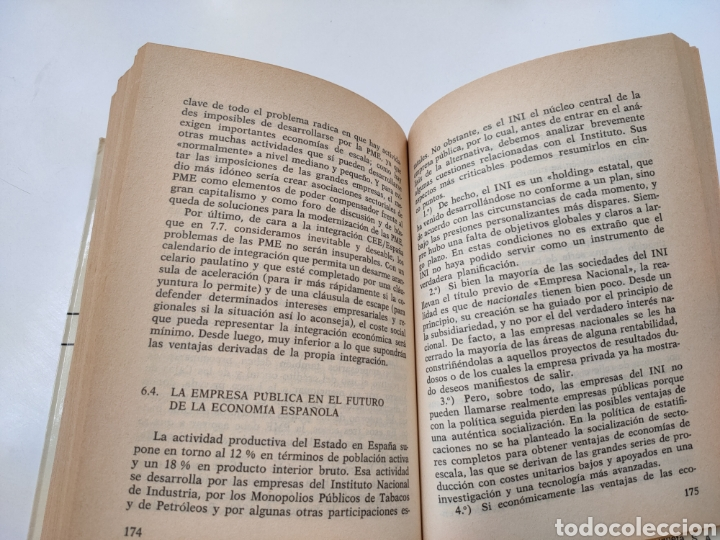 Libros: ¿Adónde vas España? Ramón Tamames. - Foto 6 - 258179530