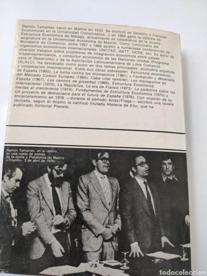 Libros: ¿Adónde vas España? Ramón Tamames. - Foto 8 - 258179530