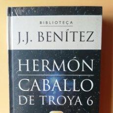 Libros: CABALLO DE TROYA, 6. HERMÓN - J.J. BENÍTEZ. Lote 259970905