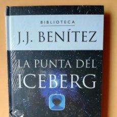 Libros: LA PUNTA DEL ICEBERG - J.J. BENÍTEZ. Lote 259970935