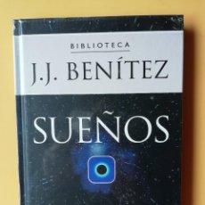 Libros: SUEÑOS - J.J. BENÍTEZ. Lote 259970960