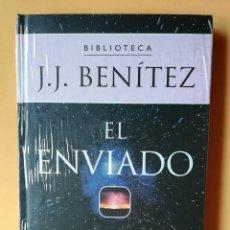 Libros: EL ENVIADO - J.J. BENÍTEZ. Lote 259971065
