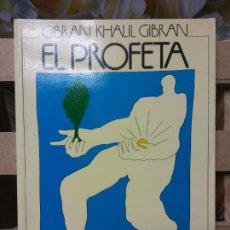 Libri di seconda mano: EL PROFETA. GIBRAN KHALIL GIBRAN. EDICIONES URANO. Lote 260085685