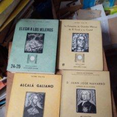 Libros: LOTAZO BIBLIOTECA DE CAMAROTE DE LA REVISTA GENERAL DE MARINA. Lote 260379245