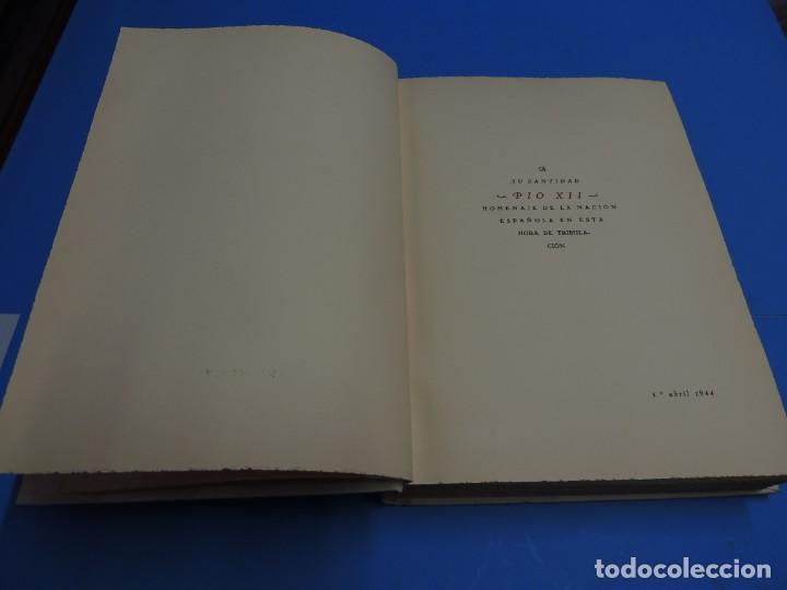 Libros: JESUCRISTO. CUADROS EVANGELICOS. Patrocinada por el Caudillo de España, Francisco Franco Bahamonde. - Foto 4 - 260559515