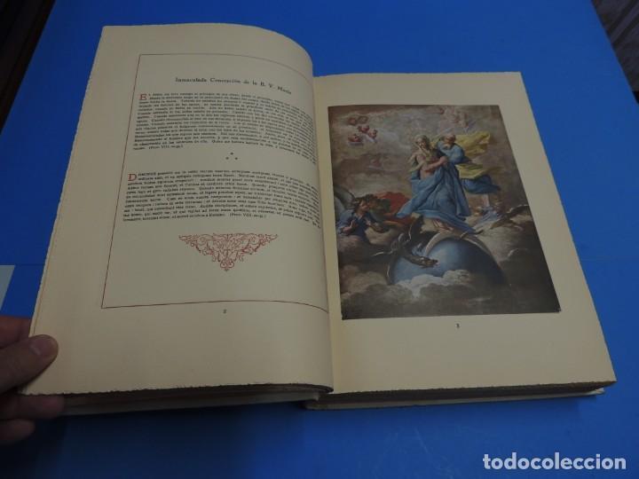 Libros: JESUCRISTO. CUADROS EVANGELICOS. Patrocinada por el Caudillo de España, Francisco Franco Bahamonde. - Foto 7 - 260559515