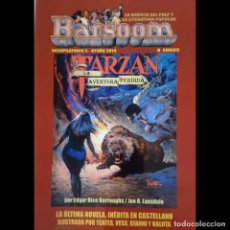 Libros: BARSOOM - RECOPILATORIO 3 - TARZAN LA AVENTURA PERDIDA. Lote 260611640