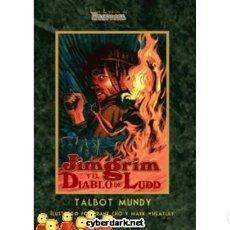 Libros: BARSOOM - JIMGRIM Y EL DIABLO DE LUDD - TALBOT MUNDY. Lote 260611775