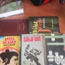Libros: LOTE 5 LIBROS. Lote 260872560
