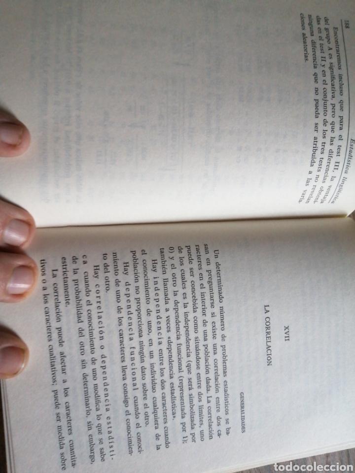 Libros: Estadística lingüística - Foto 7 - 261121550