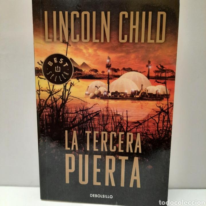 LA TERCERA PUERTA DE LINCOLN CHILD (Libros Nuevos - Literatura - Narrativa - Aventuras)