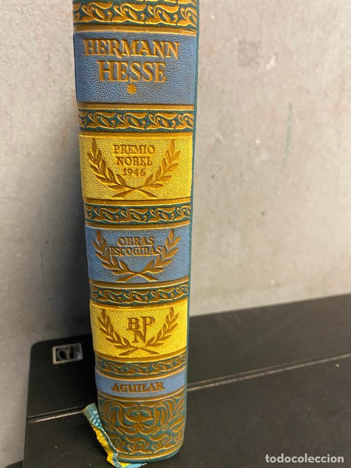 HESSE, HERMANN. - OBRAS ESCOGIDAS. TOMO I. (Libros sin clasificar)